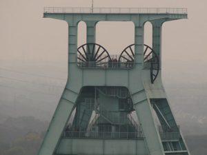 Bergbauturm in Herne