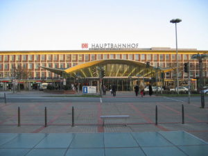 Tragestuhlfahrten Bochum